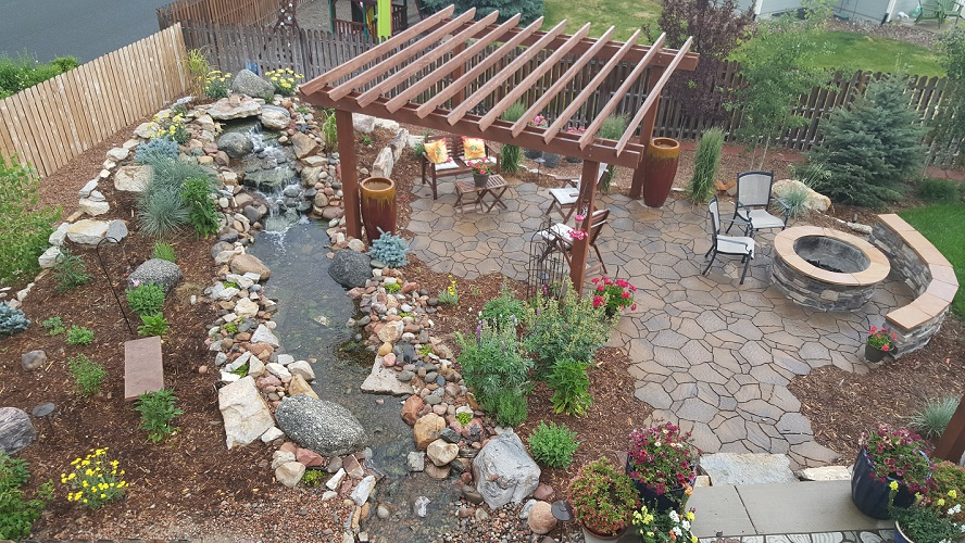 Colorado Outdoor Living Spaces
